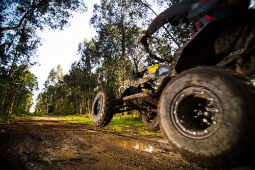 Action und Adrenalin pur sind beim Leihen von einem Quad inklusive.