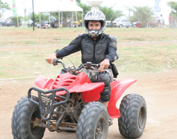 Quad-Touren in Hessen