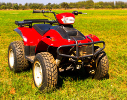 Quad-Touren in Nordrhein-Westfalen
