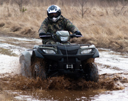 Quad-Tour fahren im Saarland